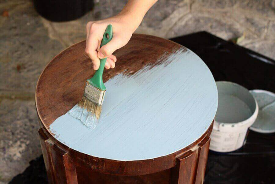 Paint For Kitchen Table